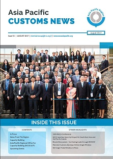 Asia/Pacific Customs News (August 2017) - Issue 55
